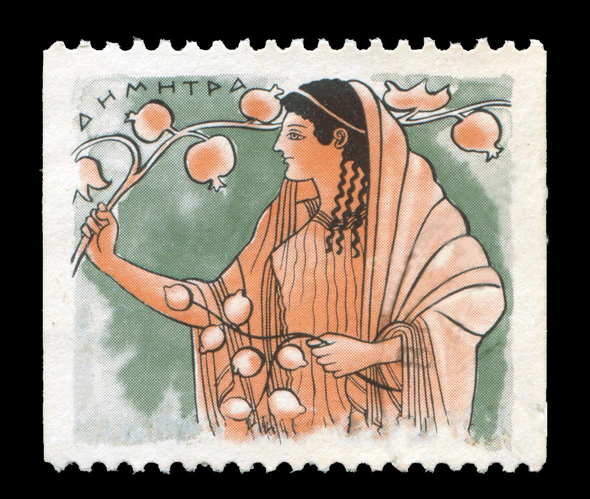 Der Granatapfel stand bereits in der griechischen Mythologie für Fruchtbarkeit und Langlebigkeit