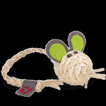 Sisalmaus Katzenspielzeug