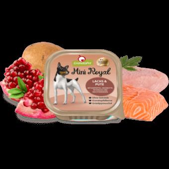 salmon & turkey
